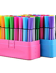 36 Colors Safe Non-toxic Washable Graffiti Pens