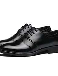 2016 Fashion Men's Shoes Wedding / Office & Career / Party & Wedding /Business Shoes
