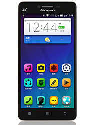 "Lenovo A858T 5.0 "" Android 4.4 Smartphone 4G ( Double SIM Quad Core 8 MP 1GB + 8 GB Noir )"