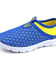 Garçon / Unisexe-Décontracté-Bleu / Rose / Bleu royal-Talon Plat-Bout Arrondi-Sneakers-Tulle