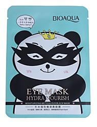 Panda Moisturizing Tender Dilute Fine Lines Soothing Eye Black Mask