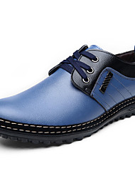 Men's Shoes Cowhide Wedding / Office & Career / Party & Evening / Casual Oxfords / Clogs & MulesWedding / Office