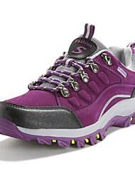 синий / фиолетовый / Роза износостойкие резиновые кроссовки для женщин
