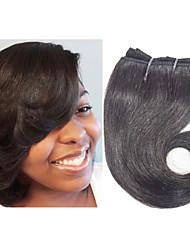 A Ombre Cheveux Indiens Ondulé 3 Mois 4 Pièces tissages de cheveux
