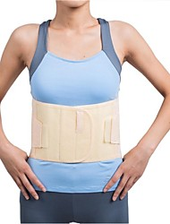 Traseira / Cintura Suporta Manual Acupressão Alivia Dores de Costas / Relaxe abominal pós-parto Dinâmicas Ajustáveis Tecido