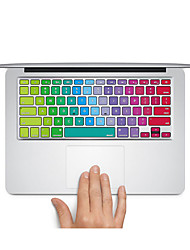 "Keyboard Decal Laptop Sticker Raibow for MacBook Air 13"" MacBook Pro Retina 13'/15"" MacBook Pro 15"" MacBook Pro 17"