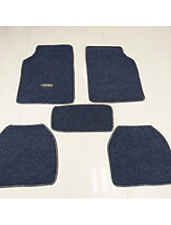 Car - Universal Car Mat Carpet Material PVC Environmental Protection Rubber Sole For Five Ordinary Cars