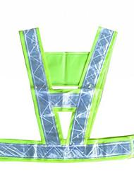 treliça v forte coletes reflexivos de segurança de tráfego colete refletivo de segurança de construção vestuário de protecção