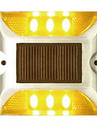 marcador solar da estrada
