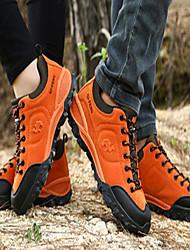 Chaussures Bleu / Marron / Vert / Violet / Orange Daim Randonnée Unisexe