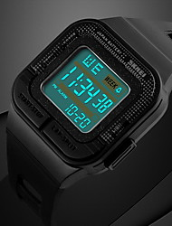 Unisex Classic Fashion LCD Digital Waterproof Sports Watch