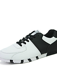 Men's Shoes Casual/Runing Fashion Casual Sport Shoes Black