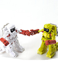 Robot Infrared Remote Control Boxing Toys Figures & Playsets