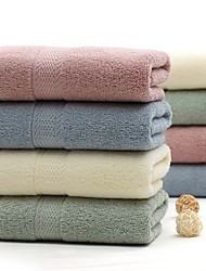 "1 Piece Full Cotton Hand Towel 29""by13"" Solid MultiColor Super Soft"