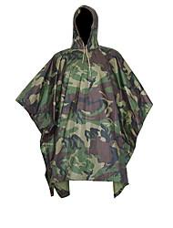 Randonnées Imperméable/Poncho Unisexe Etanche / Respirable / Totalement étanche (20,000mm+) Printemps / Eté / Automne / Hiver Camouflage L