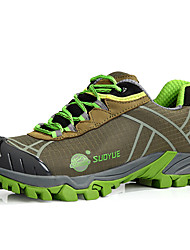 Suoyue Men's Hiking Boots / Hiking Shoes Spring / Summer / Autumn / Winter Damping / Wearproof Shoes Green 39-44