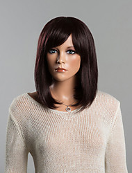 The Glamorous Fashion Virgin Hair Centers Hand-Woven Wig