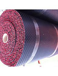 mat rolo enorme anel de fio de bobina tapete do carro mat mat 9 metros pode ser cortado pad pvc