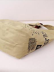 Damen PVC Formell Beutel Weiß / Beige / Schwarz