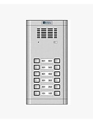 2-Wire Non-Visual System Directly Call Building Intercom Host WL-02NE