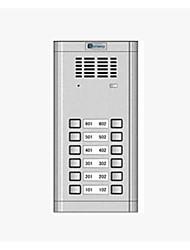 2 fils système non-visuel appeler directement bâtiment intercom hôte wl-02ne