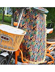 электрический лобовое стекло летнее солнце перчатки мотоцикл колено летом солнце затенение крышка 2 комплекта