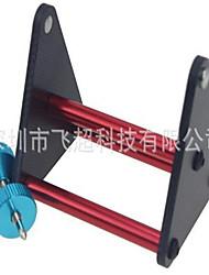 fibra de vidro / espiral e balanceador de hélice (de levitação magnética) quatro rotor eixo FPV aérea f04670 essenciais