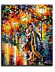 Oil Painting Modern Abstract Hand Painted Canvas