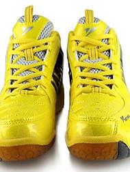 Da uomo-Sneakers-SportivoPiatto-PU (Poliuretano)-Giallo