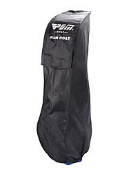 outdoor unisex saco plástico wateproof de golfe abrange dust1 anti-estática