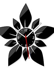 поделки зеркало часы творческой личности гостиной