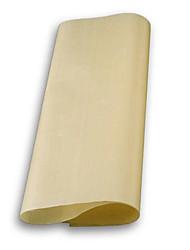 барбекю гриль коврики печь выпечки антипригарной термостойкие ткани листа повторное использование линолеума масла бумаги (случайный цвет)