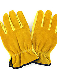 10 Yards Welders Welding Gloves Industrial Protective Gloves Leather Floor