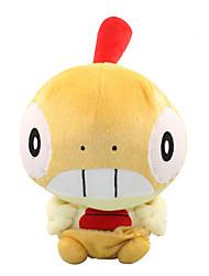 Pocket Little Monster Model Scraggy Soft Plush Stuffed Doll Toy