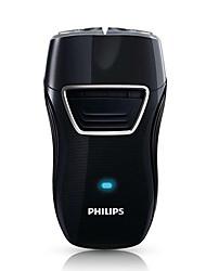 Rasoio elettrico Da uomo Viso Elettrico / Rasoio rotante Rasatura bagnato/asciugare / Testina girevole / Luce LED Acciaio inossidabile