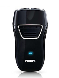 Elektrorasierer Herren Gesicht Elektrisch / Rotierender Rasierer Nass/Trocken Rasieren / Schwenkbare Köpfe / LED-Lampe Edelstahl PHILIPS