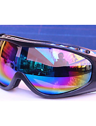 Rainbow Colored Lenses Anti Impact Glasses Goggles Goggles Dust Protective Goggles Welding Mirror