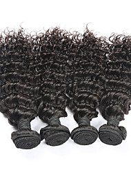 Deep Wave Brazilian Hair eunice Hair Products Brazillian Deep Wave 4 pcs 7A Brazilian Virgin Hair Deep Weave Human Hair