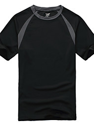 Others Men's Quick Dry Leisure Sports Tops