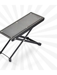 Height Adjustable Folding Footrest Pedal Ddevice