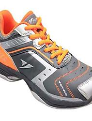 Unisex-Sneakers-SportivoPiatto-PU (Poliuretano)-Grigio