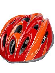 Helm(Rot / Schwarz / Blau,EPS / PVC) -Berg / Strasse / Sport- für Damen / Herrn / Unisex 17 ÖffnungenRadsport / Bergradfahren /