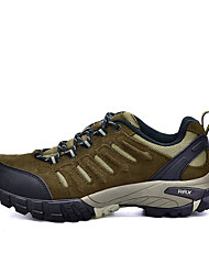 Rax Men's Hiking Mountaineer Shoes Spring / Summer / Autumn / Winter Damping / Wearable Shoes Green / Brown 39-45