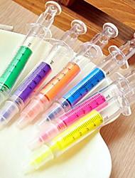 игла флуоресцентный цвет пера флуоресцентный маркер цилиндра