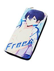 Plus d'accessoires Free! Cosplay Anime Accessoires de Cosplay Noir Cuir PU