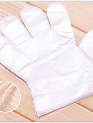 Disposable Gloves Pe Gloves Edible Film Gloves Health Gloves 100 Loaded