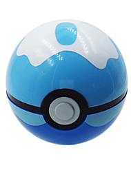 Pocket Little Monster Plastic Diving Water Poke Ball 1 pcs