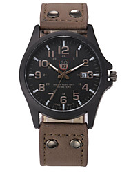 Man's Calendar Amazon Watch