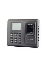 Channel Dedicated Fingerprint Attendance Access Machine Fingerprint Card Password Access All-In-One