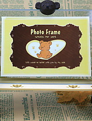 "7""Plastic Picture Frame for Home Decoration"